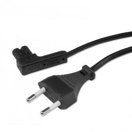 Cable de alimentación Sonos One negro 5m