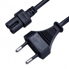 Cable de alimentación Sonos Sub negro 25cm