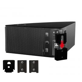 Vebos soporte portable pared Samsung M3 WAM350 negro