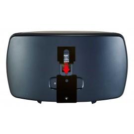 Vebos soporte portable pared Pure Jongo T2X negro