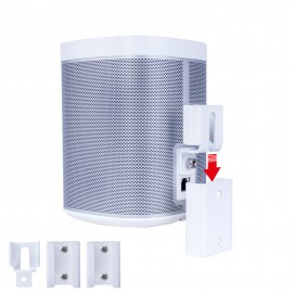 Vebos soporte portable pared sonos play 1 blanco