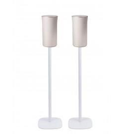 Vebos Soporte de Pie para Samsung R1 WAM1501 blanco pareja