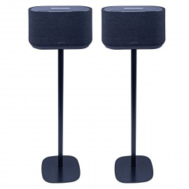 Vebos Soporte de Pie para Harman Kardon Citation 300 negro pareja