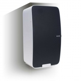 Vebos soporte pared de esquina sonos play 5 gen 2 blanco - vertical