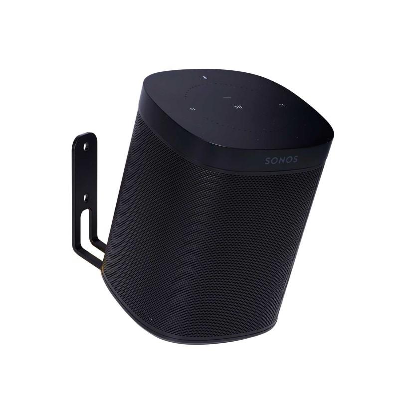 Vebos soporte pared sonos One negro 20 grados