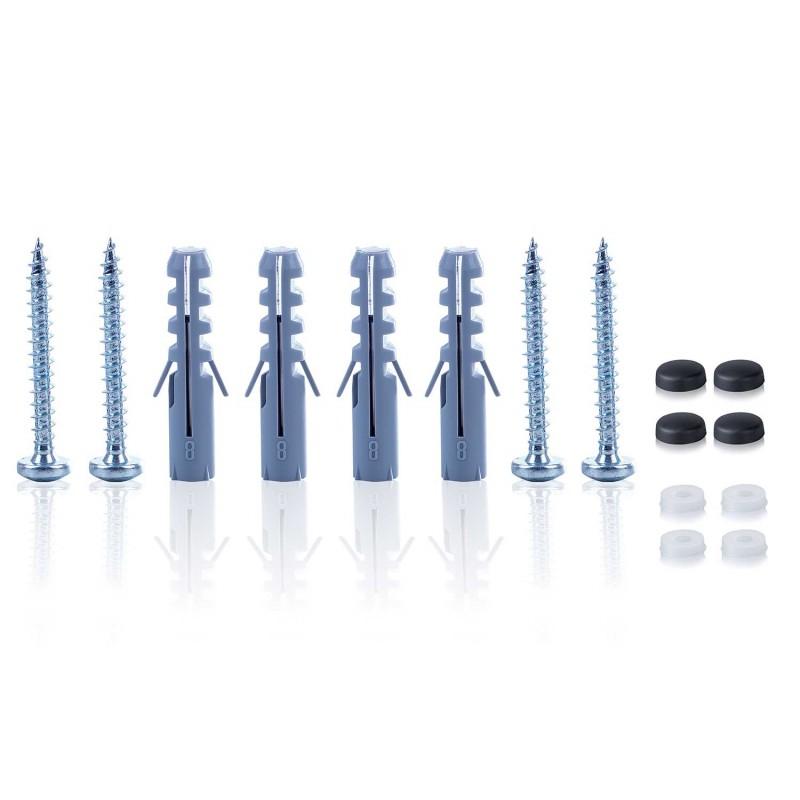 Vebos soporte pared sonos play 5 gen 2 negro - vertical