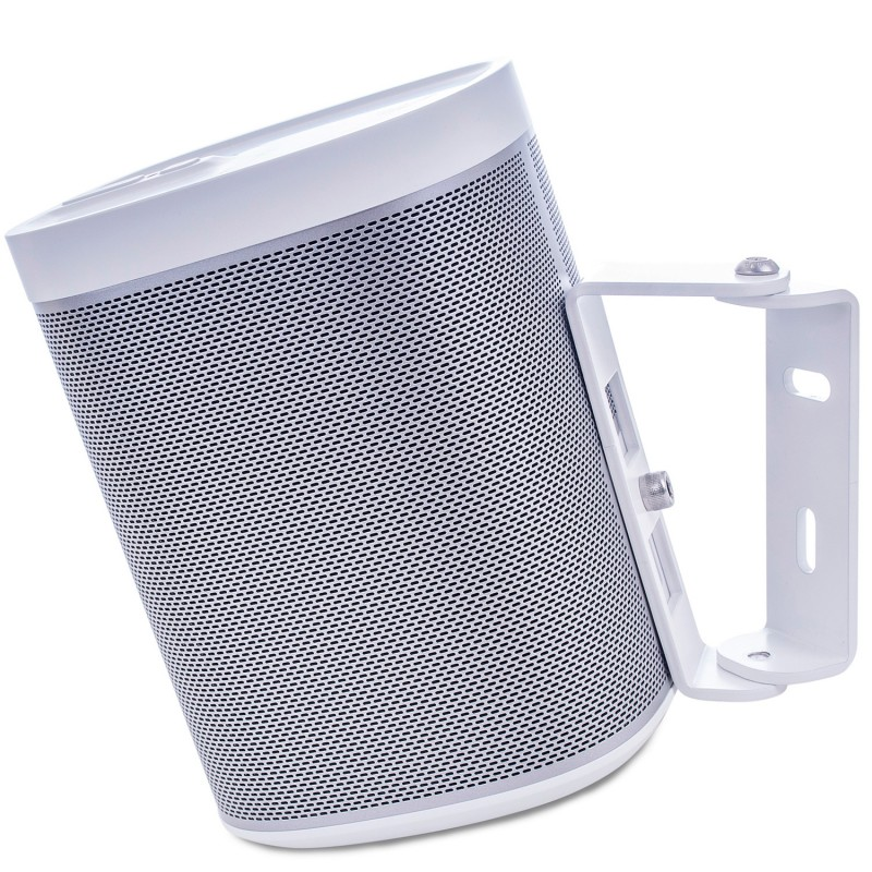 Vebos soporte pared sonos play 1 blanco 15 grados
