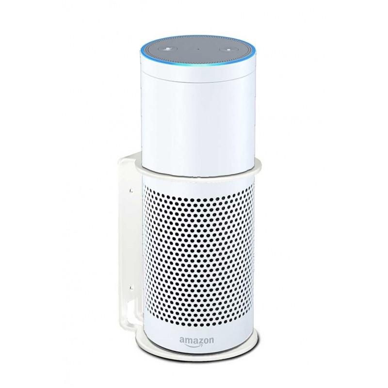 Vebos soporte pared Amazon Echo Plus blanco