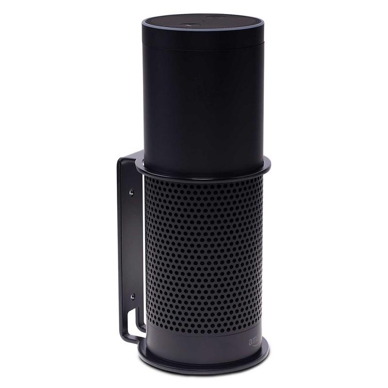 Vebos soporte pared Amazon Echo Plus negro