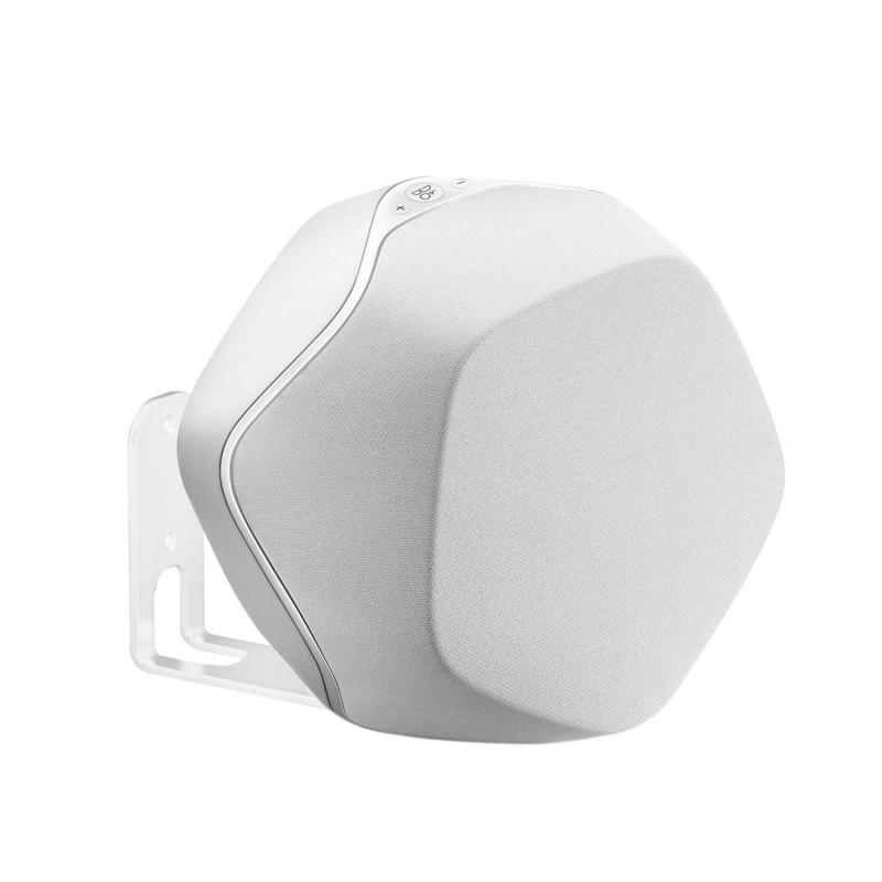 Vebos soporte pared B&O Beoplay S3 giratorio blanco
