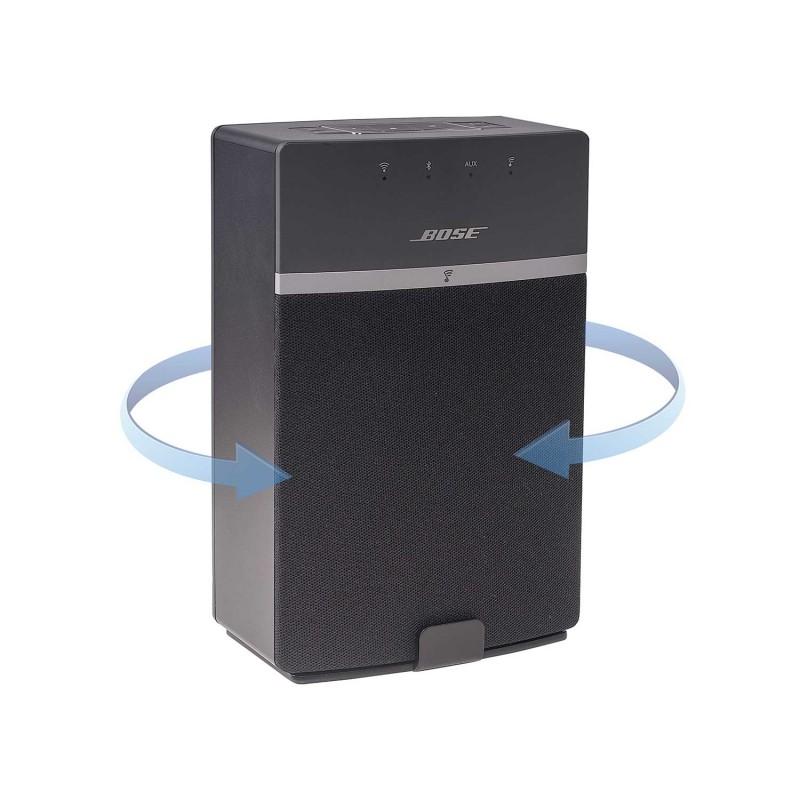 Vebos soporte pared Bose Soundtouch 10 giratorio negro