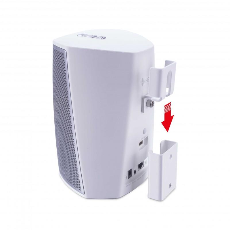 Vebos soporte portable pared Denon Heos 1 blanco