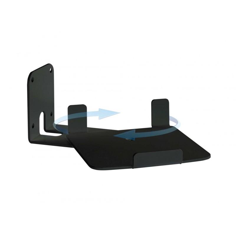 Vebos soporte pared sonos play 5 gen 2 giratorio negro - vertical