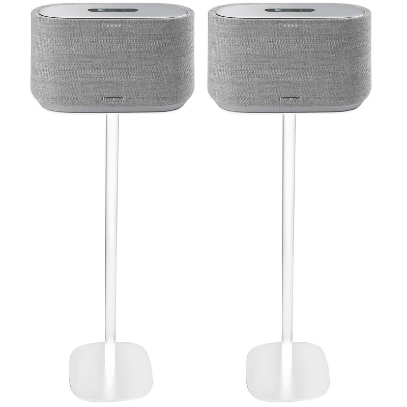 Vebos Soporte de Pie para Harman Kardon Citation 500 blanco pareja