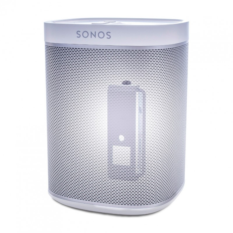 Vebos soporte pared sonos play 1 blanco
